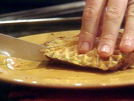 Mozzarella in Carrozza Panini