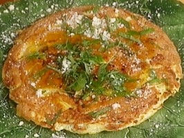 Mint Omelet: Frittata di Menta