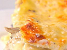 Portobello Mushroom Lasagna