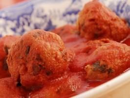Poplette Di Acciughe: Anchovy Meatballs