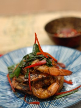 Tamarind Beef and Kohlrabi Salad, Goi Bo Tau Me