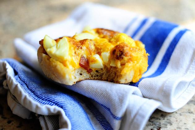 Make-Ahead Muffin Melts