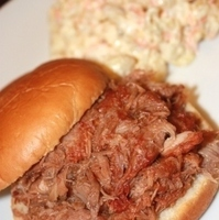 Pulled Pork with a Hawaiian BBQ Sauce Recipe