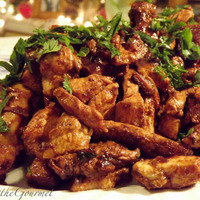 Sautéed BBQ Chicken Breast!!! Recipe