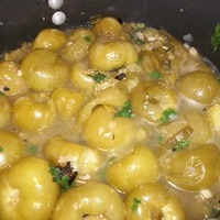 Salsa Verde con Tomatillos Recipe