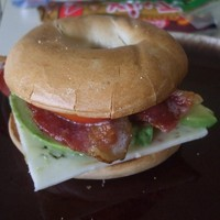 Bacon and Avocado Sandwich Recipe