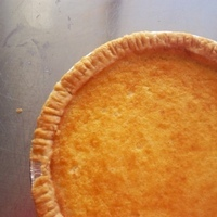 Meyer Lemon Buttermilk Chess Pie Recipe