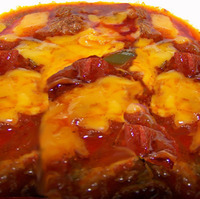 Texas Chili (without beans) Recipe