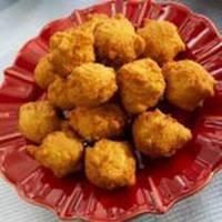 Pimento Cheese Stuffed Hush Puppies Recipe