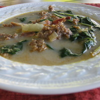 Five Star Zuppa Tuscana Recipe