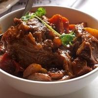 Kalderetang Kambing (Goat Stew) Recipe