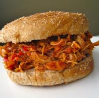 Buffalo Chicken Sandwiches Recipe