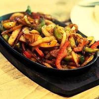 Veggie Lovin' Fajitas Recipe