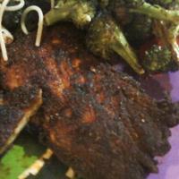Blackened Mahi Mahi Recipe