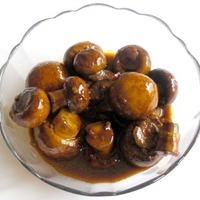 Fiery Mushrooms Recipe