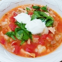 Mexican Chicken Stew Recipe