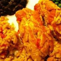 Arroz con Pollo: (Yellow) Rice and Chicken Recipe