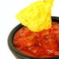 Salsa Bandera (Flag Salsa) Recipe