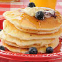 Buttermilk Sourdough Pancakes Recipe