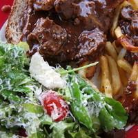 Recipe of the Week - Hot Roast Beef Sandwich Recipe