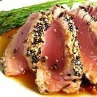 Juicy Seared Tuna Steak Recipe