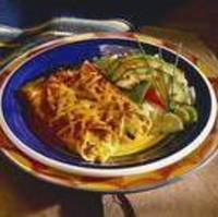Tex-Mex Cheese Enchiladas Recipe