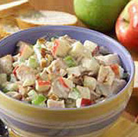 HCG Diet - Apple Chicken Salad Recipe