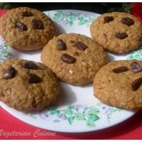 Nutritious Oats & Peanut Butter Cookies Recipe