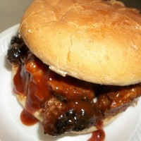 Brisket Burnt Ends for Sandwiches Recipe