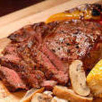 Tex-Mex Churrasco Steak with Two South American Sauces Recipe
