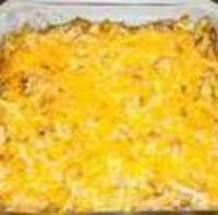 Easy Tex-Mex Layered Casserole Dip Recipe
