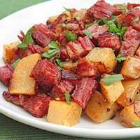 Fast and Easy Corned Beef Pinoy Style Recipe