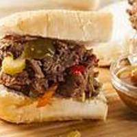 Crockpot Italian Beef for Sandwiches Recipe
