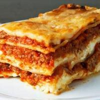 Traditional Homemade Lasagna Recipe