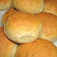 Sourdough Honey Whole Wheat Sandwich Buns Recipe