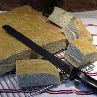 Mega Garlic Basil Foccacia Recipe