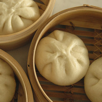 CHA SIU BAO - STEAMED BBQ PORK BUNS Recipe