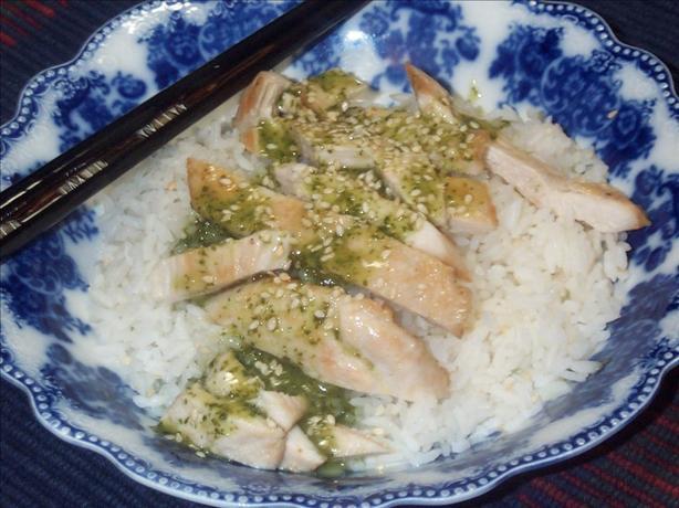 Asian Chicken Cutlets