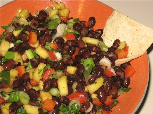 Black Bean Salsa (Aruba)