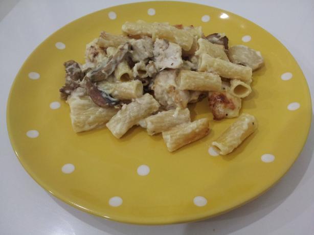 Elegant Chicken Tetrazzini