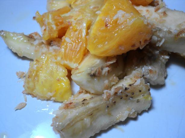 Banana Ambrosia