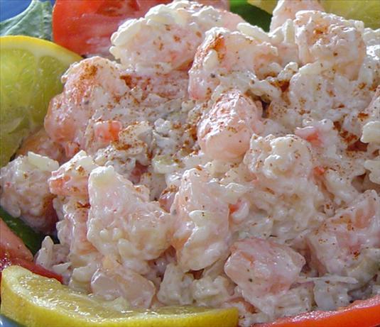 Southern Shrimp Salad