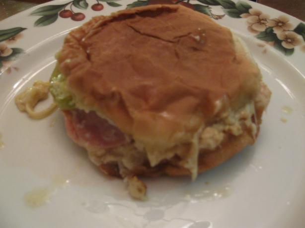 Pressed Cuban-Style Burgers
