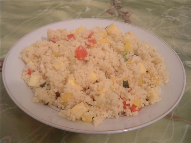 Mango Couscous