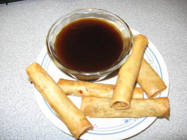 Filipino Lumpia Sauce