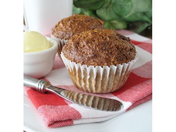 Favorite Bran Muffins