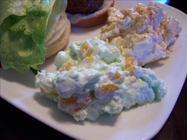Coconut Ambrosia Salad