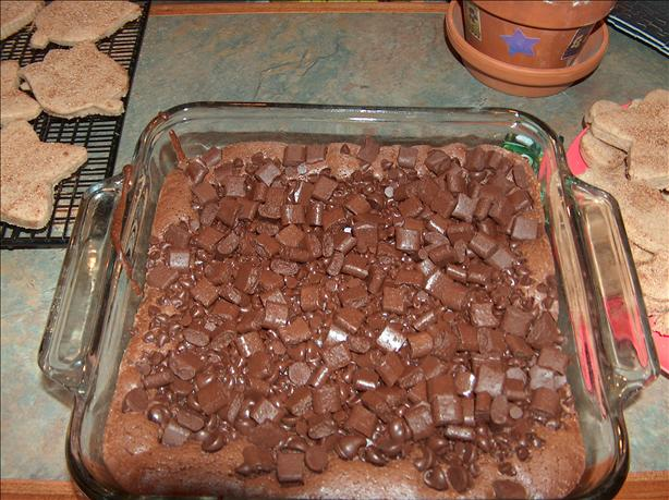 Speedy Brownie Bars