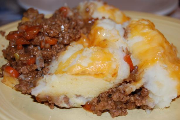 Elizabeth's Shepherds Pie