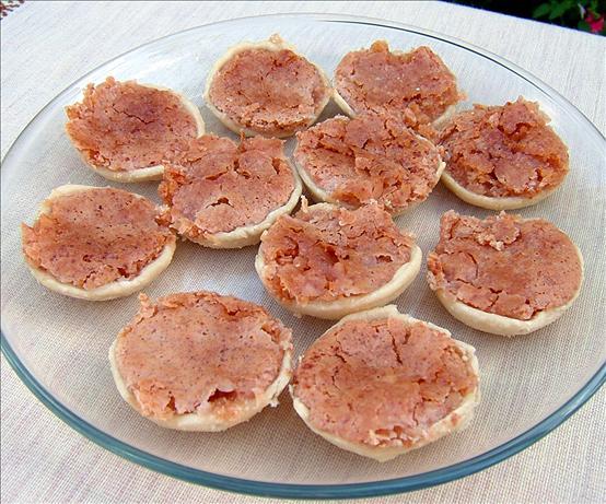 Queijadas De Sintra (Portuguese Cheese Tarts With Cinnamon)